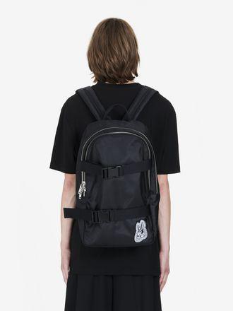 Bunny Skater Clip Backpack