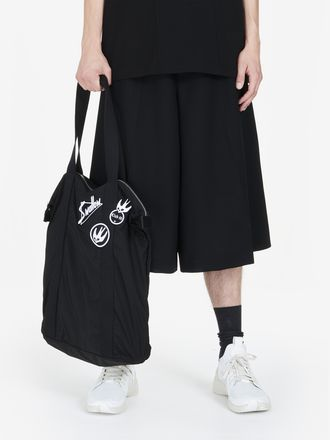 Skater Swallow Badge Tote