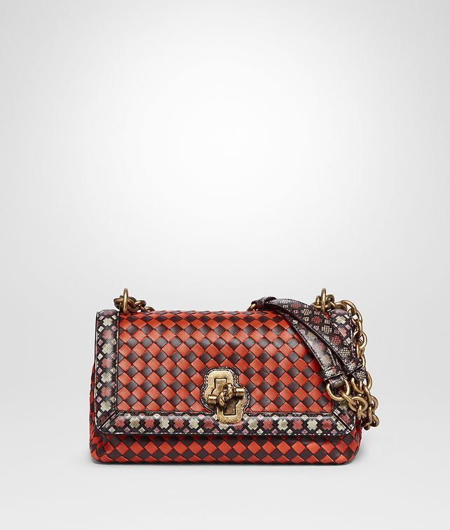BOTTEGA VENETA MULTICOLOR INTRECCIATO NAPPA OLIMPIA KNOT BAG Shoulder Bag       pickupInStoreShipping info   41c82d5003f5c