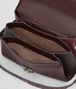 BOTTEGA VENETA DARK BAROLO NAPPA SMALL PIAZZA BAG Top Handle Bag D dp