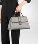 BOTTEGA VENETA CEMENT CALF MEDIUM PIAZZA BAG Top Handle Bag Woman ap