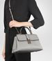 BOTTEGA VENETA CEMENT CALF MEDIUM PIAZZA BAG Top Handle Bag Woman lp