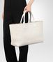 BOTTEGA VENETA LATTE NAPPA MEDIUM CABAT Tote Bag Woman ap
