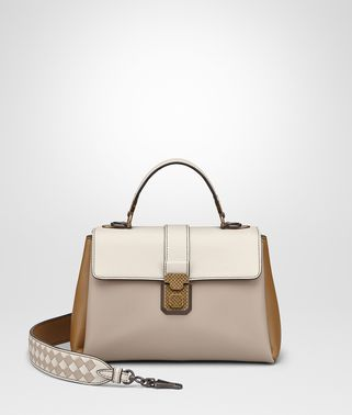 MIST NAPPA SMALL PIAZZA BAG