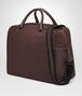 BOTTEGA VENETA DARK BAROLO CANVAS DUFFEL Luggage E rp