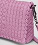 BOTTEGA VENETA TWILIGHT INTRECCIATO CALF MEDIUM CLUTCH Clutch Woman ep