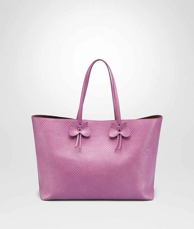 BOTTEGA VENETA TWILIGHT CALF SMALL TOTE Tote Bag [*** pickupInStoreShipping_info ***] fp