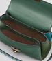 BOTTEGA VENETA THYME NAPPA MINI PIAZZA BAG Top Handle Bag D dp
