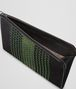BOTTEGA VENETA NERO IVY INTRECCIATO NAPPA DOCUMENT CASE Document case Man dp