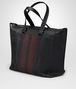 BOTTEGA VENETA NERO NAPPA FLY TOTE Tote Bag Man rp