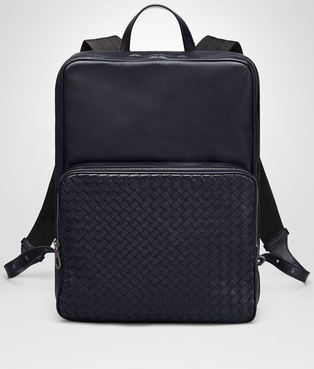 BOTTEGA VENETA TOURMALINE NAPPA BACKPACK Backpack Man fp