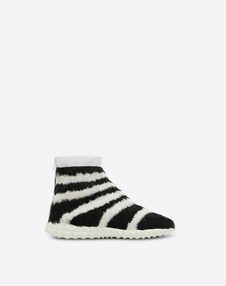 VALENTINO GARAVANI SNEAKERS ALTAS D Sneakers con plumas f