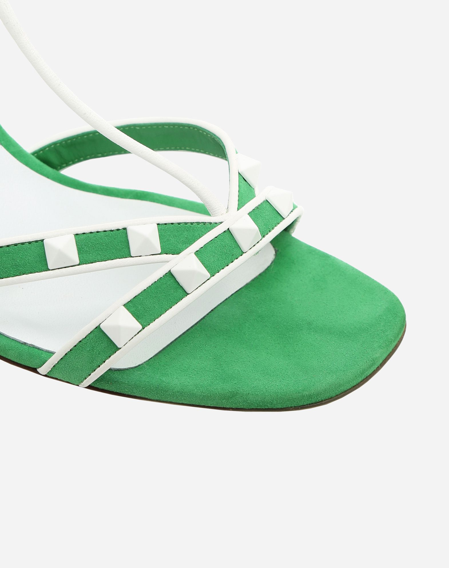 VALENTINO GARAVANI Free Rockstud Sandal HIGH HEEL SANDALS D b