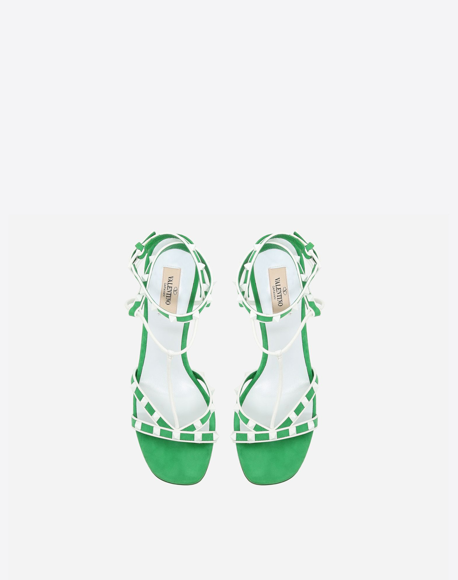 VALENTINO GARAVANI Free Rockstud Sandal HIGH HEEL SANDALS D e