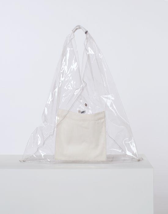 Mm6 Maison Margiela Transpa Pvc Anese Tote Bag Handbag Pickupinshipping Info