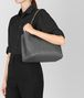 BOTTEGA VENETA NEW LIGHT GREY INTRECCIATO NAPPA MEDIUM TOTE Tote Bag Woman lp