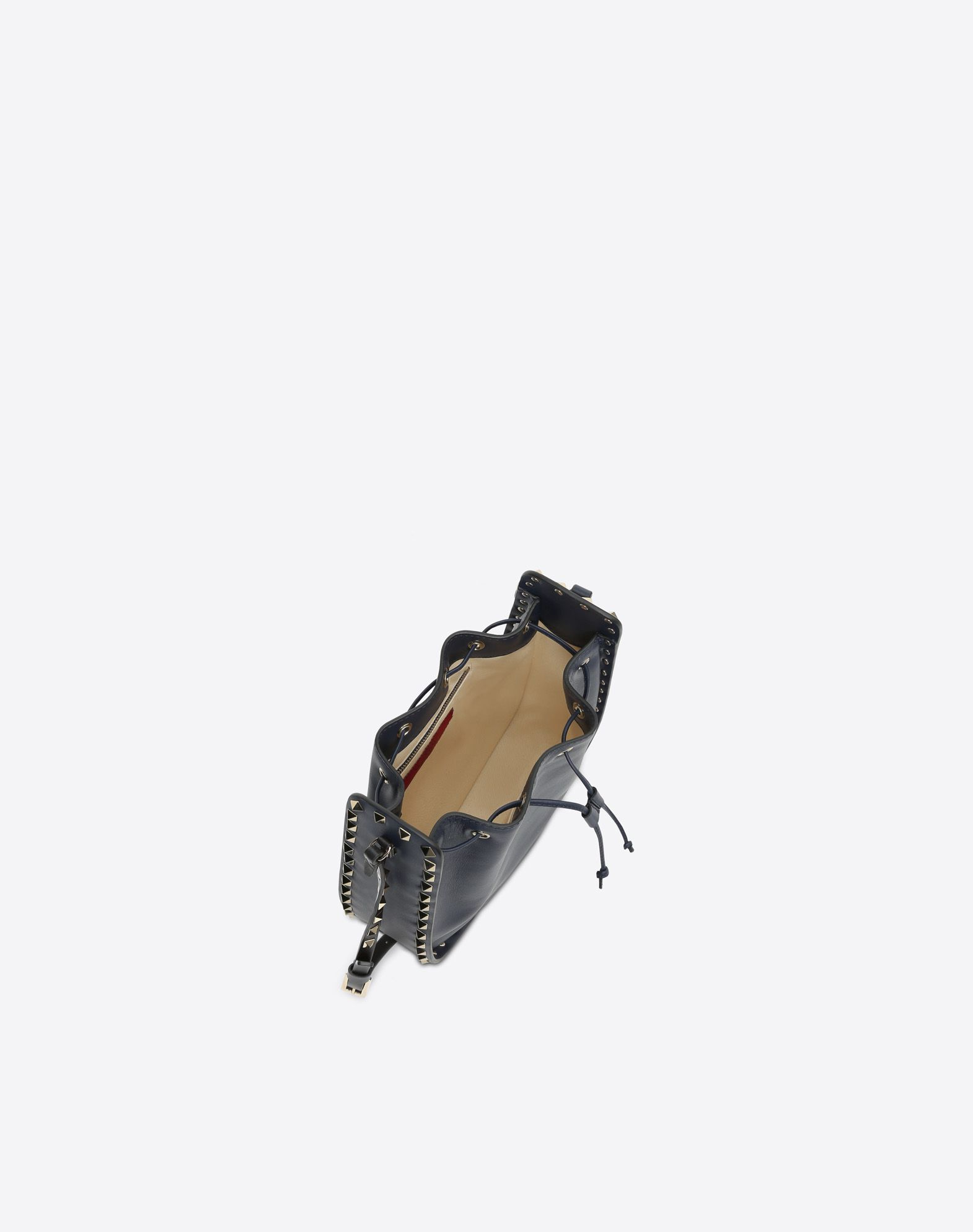 VALENTINO GARAVANI Rockstud Small Bucket Bag BUCKET BAG D e