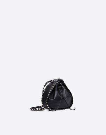 VALENTINO GARAVANI BUCKET BAG D Small Rockstud Bucket Bag r