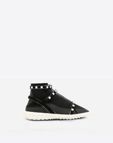 VALENTINO GARAVANI SNEAKERS ALTAS D Sneakers Rockstud f