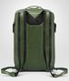 BOTTEGA VENETA IVY CALF GRID BRICK BACKPACK Messenger Bag Man ep