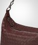 BOTTEGA VENETA DARK BAROLO INTRECCIATO NAPPA SMALL SHOULDER BAG Shoulder Bag Woman ep