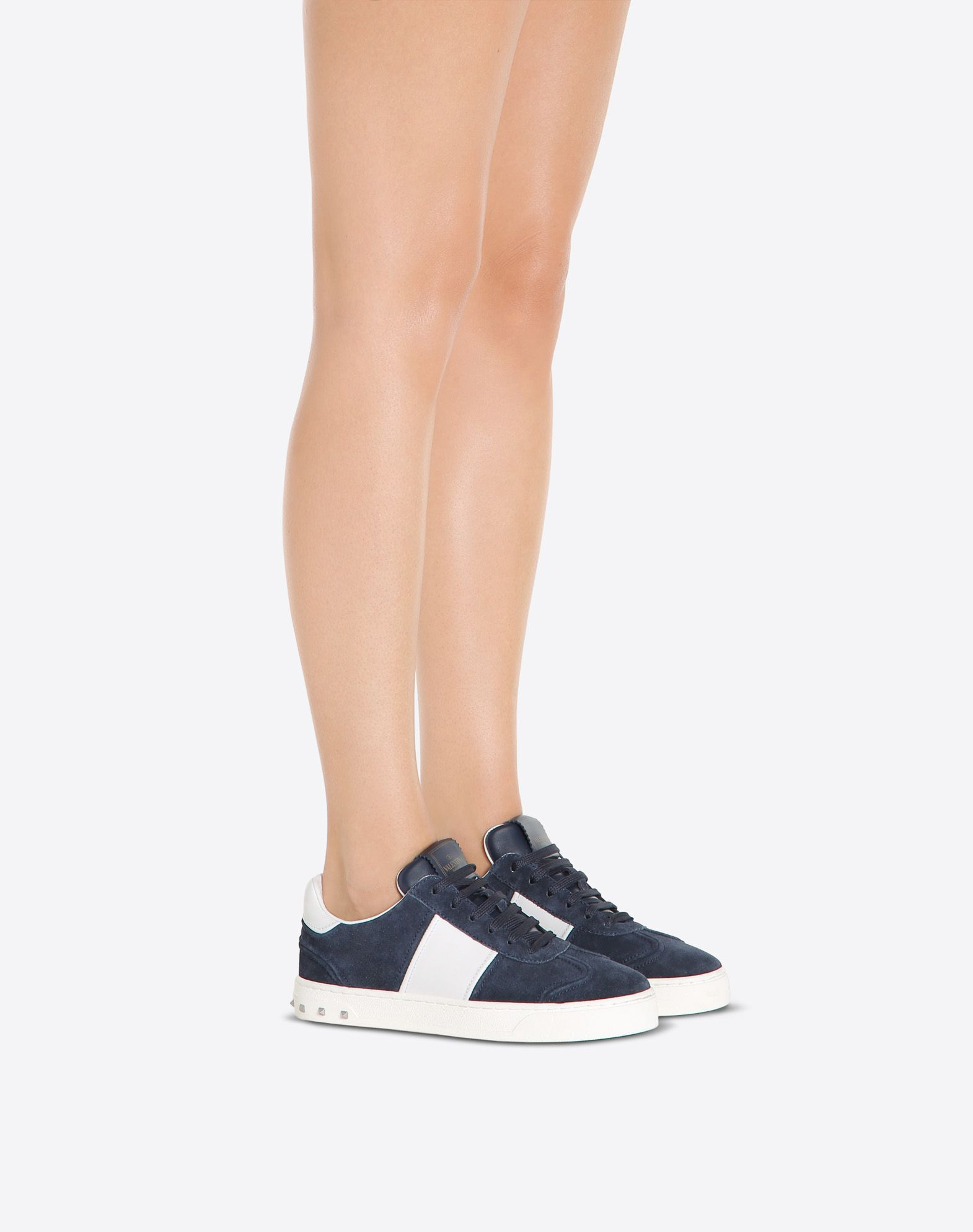 VALENTINO GARAVANI Flycrew Sneaker LOW-TOP SNEAKERS D a