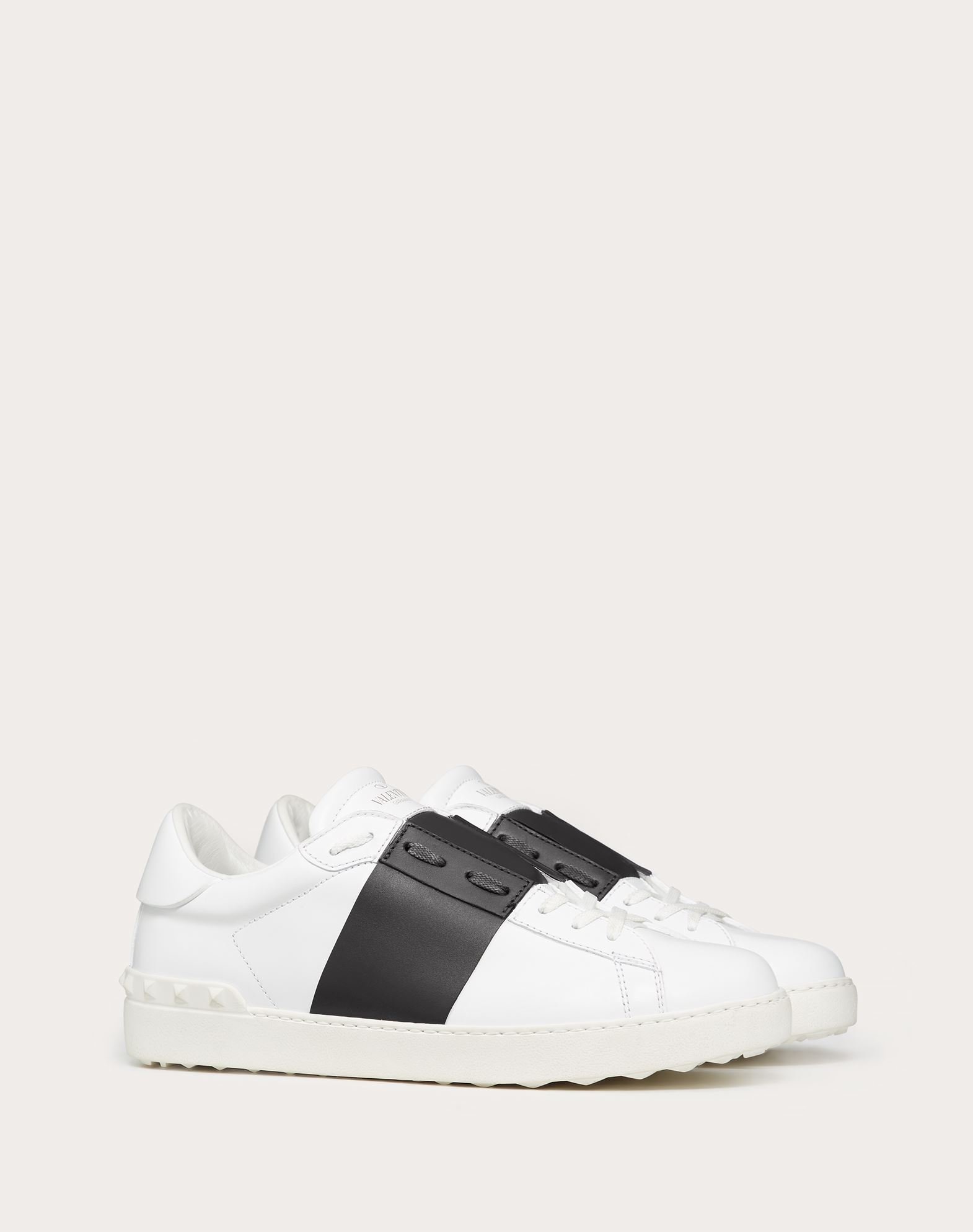 VALENTINO GARAVANI UOMO Open Sneaker LOW-TOP SNEAKERS U r