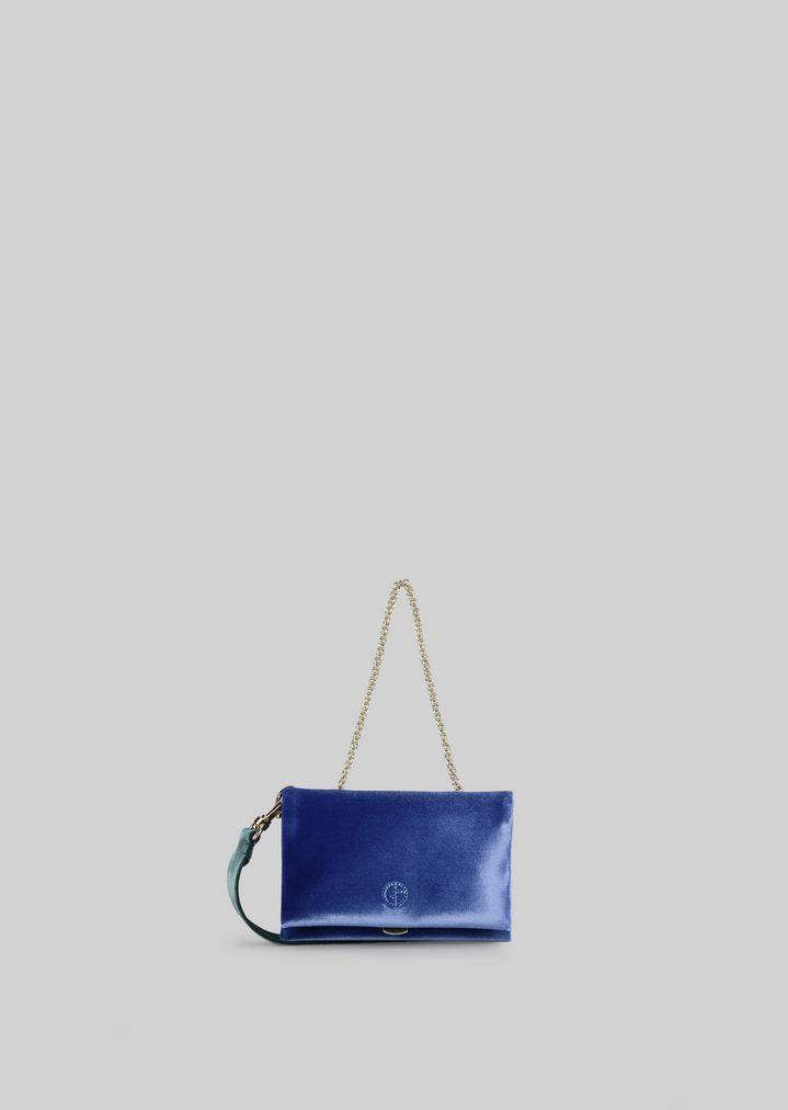 3a90044ff433 VELVET SHOULDER BAG