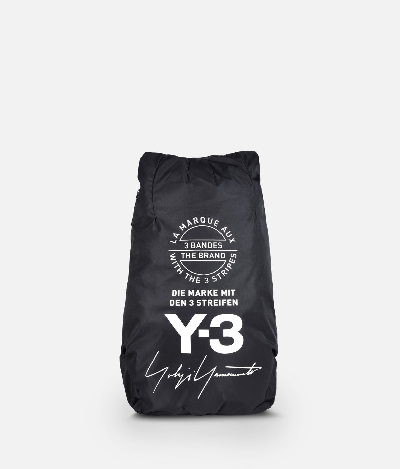 Y-3 Y-3 YOHJI BACKPACK Backpack E f