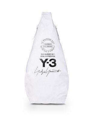 Y-3 TWILL SAROUEL PANTS BAGS man Y-3 adidas