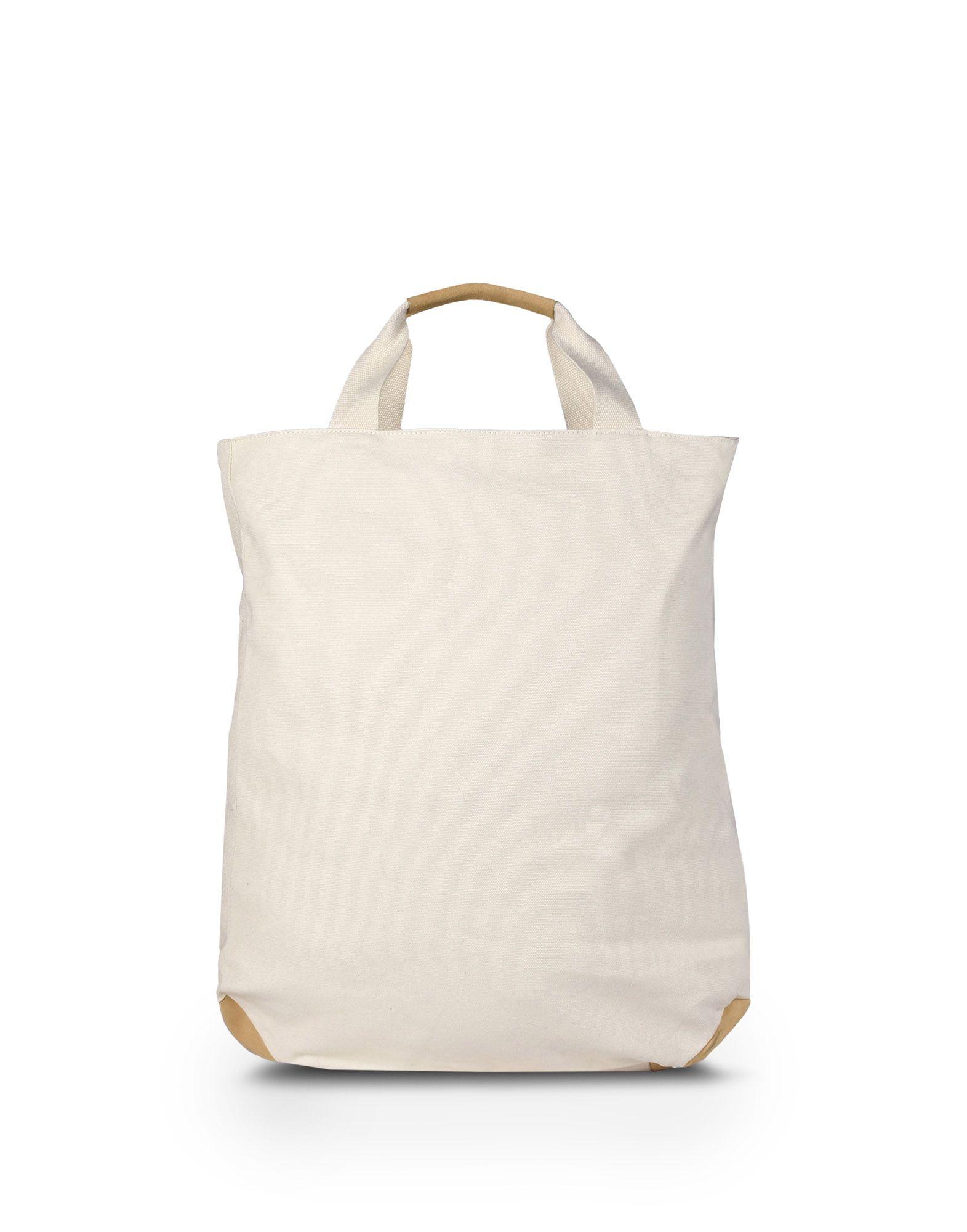 Y-3 Y-3 TOTE BAG Средняя сумка из текстиля E e
