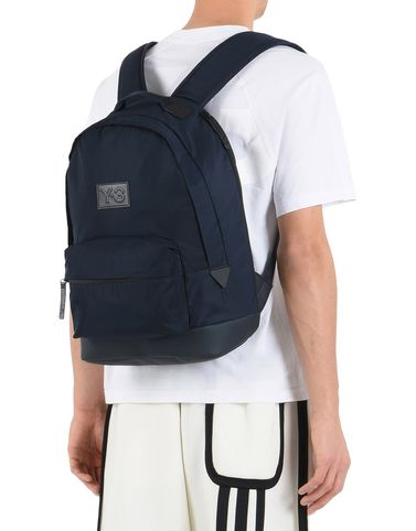 Y-3 TECHLITE BACKPACK BAGS woman Y-3 adidas