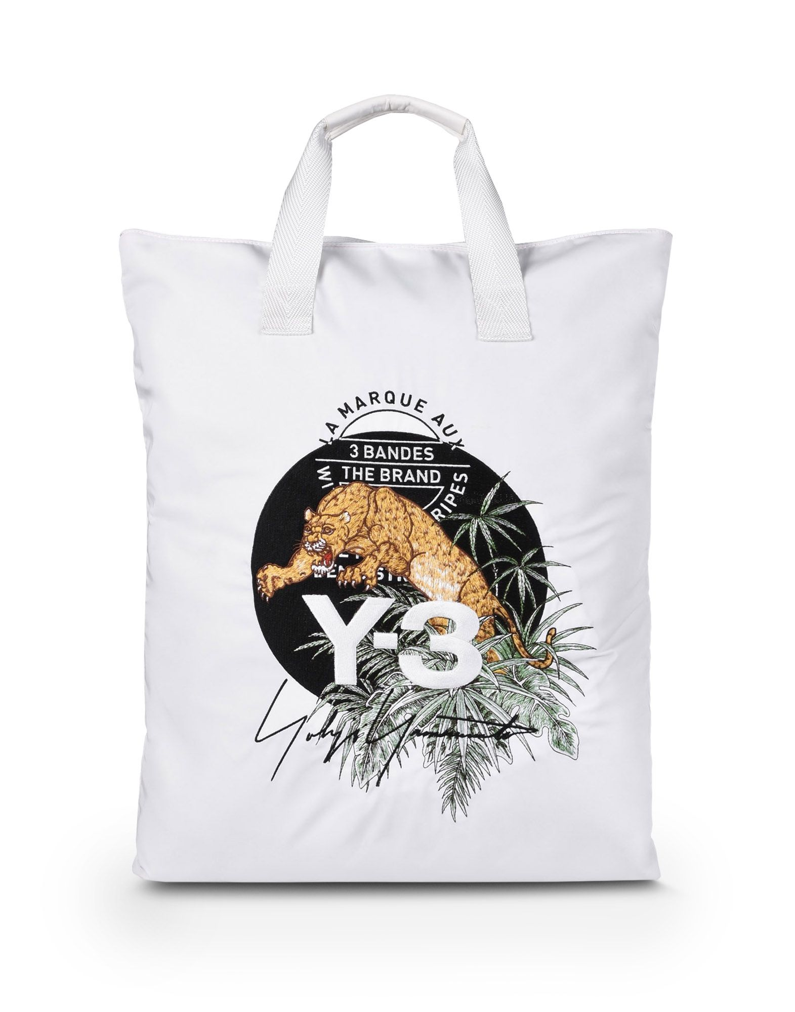Y-3 Y-3 TOTE BAG Medium fabric bag E f