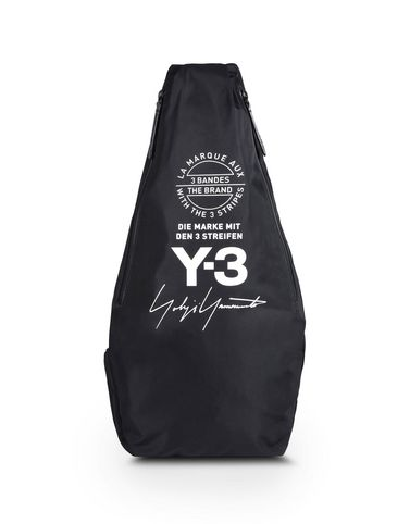 Y-3 YOHJI MESSENGER BAG BAGS woman Y-3 adidas