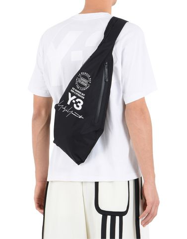 Y-3 YOHJI MESSENGER BAG バッグ メンズ Y-3 adidas