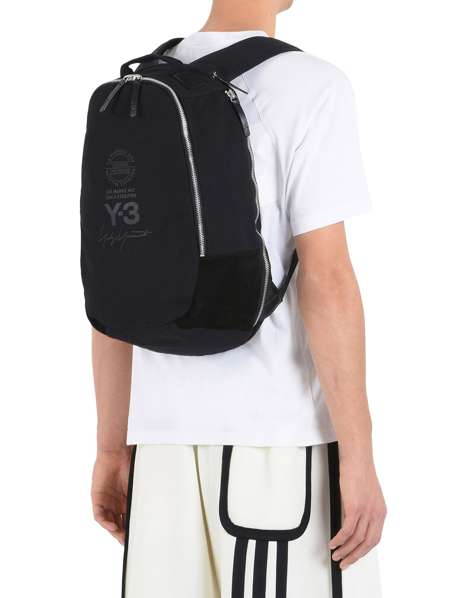 Y-3 Y-3 BACKPACK Backpack E r