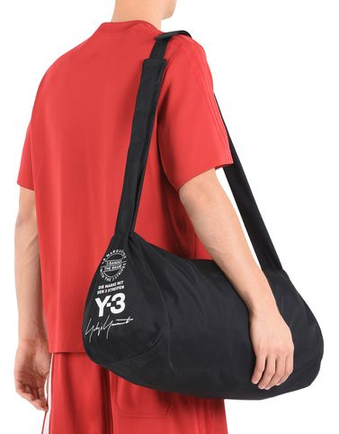 Y-3 YOHJI GYM BAG BAGS man Y-3 adidas