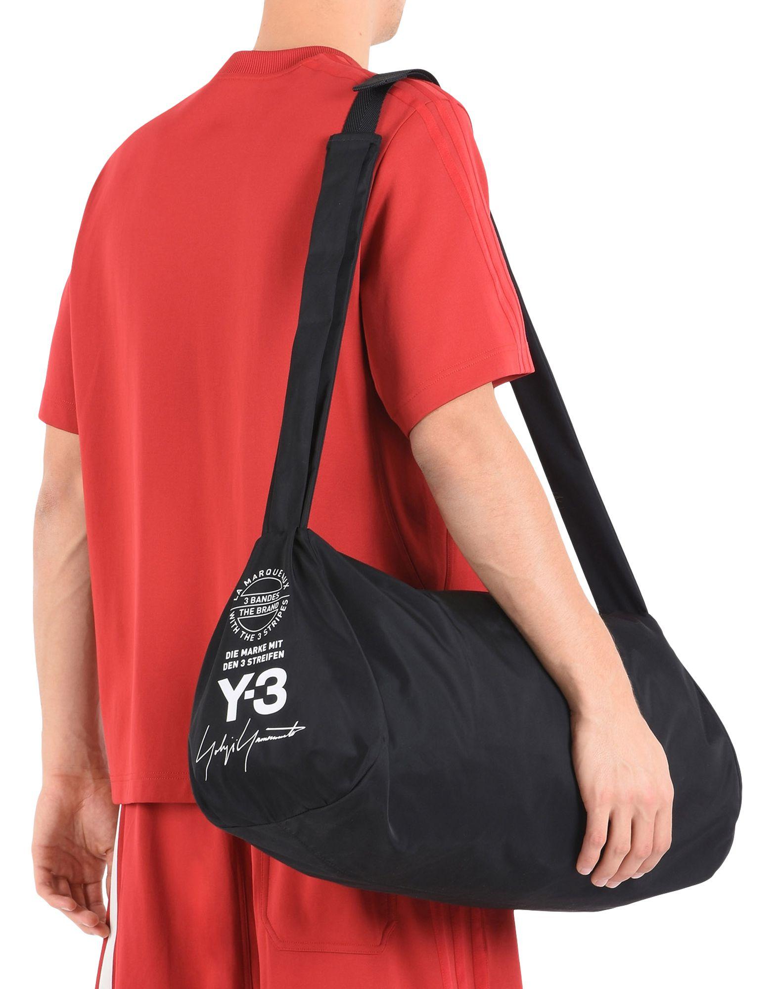 ... Y-3 Y-3 YOHJI GYM BAG Gym bag E r ... 93921e2d6