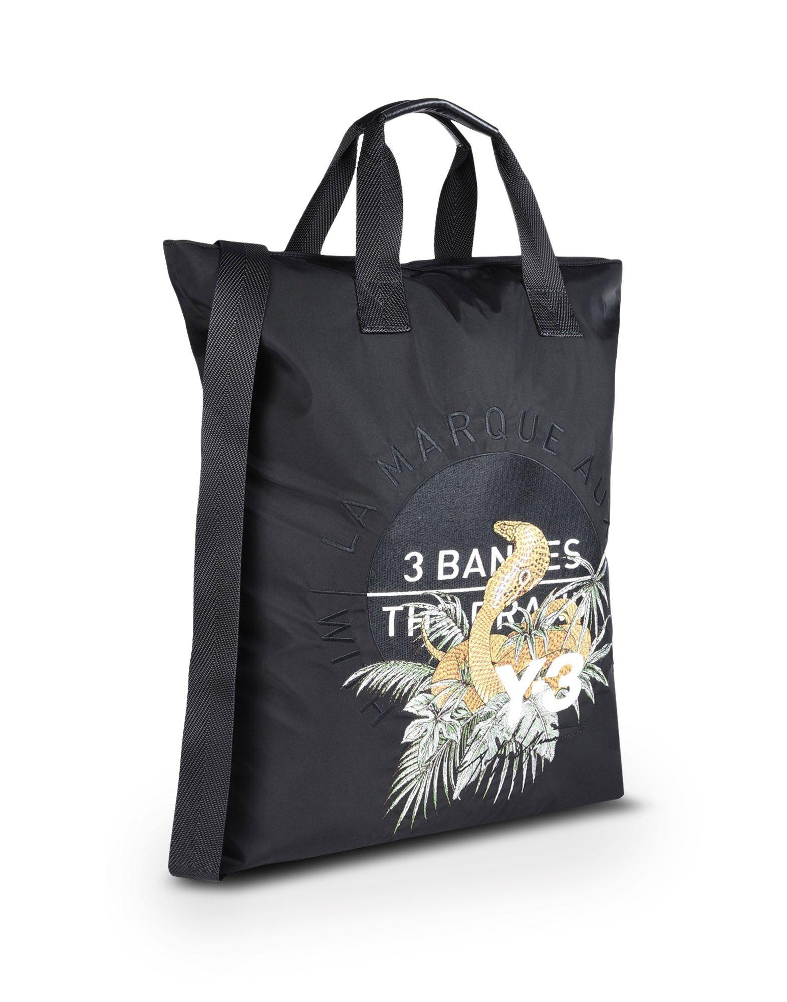 Y-3 Y-3 TOTE BAG Medium fabric bag E d