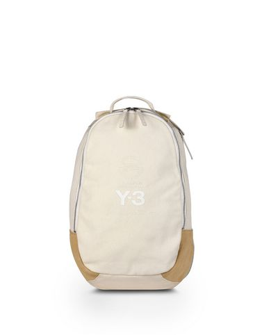 Y-3 BACKPACK BAGS man Y-3 adidas