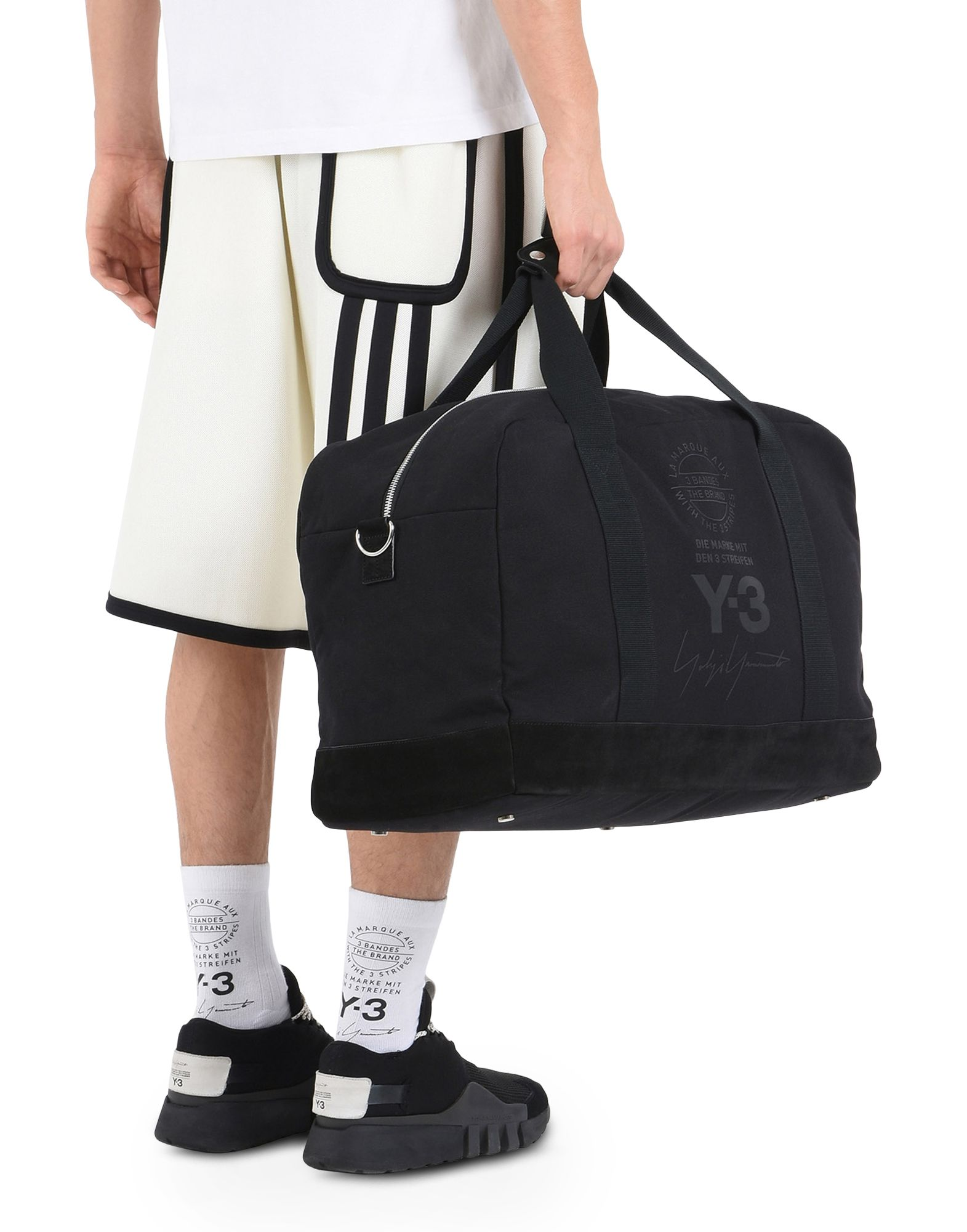 Y-3 Y-3 WEEKENDER BAG Travel bags E r
