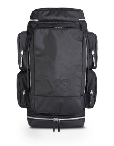 Y-3 MULTI BACKPACK BAGS man Y-3 adidas