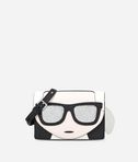 KARL LAGERFELD K/Ikonik Mini Crossbody 8_f