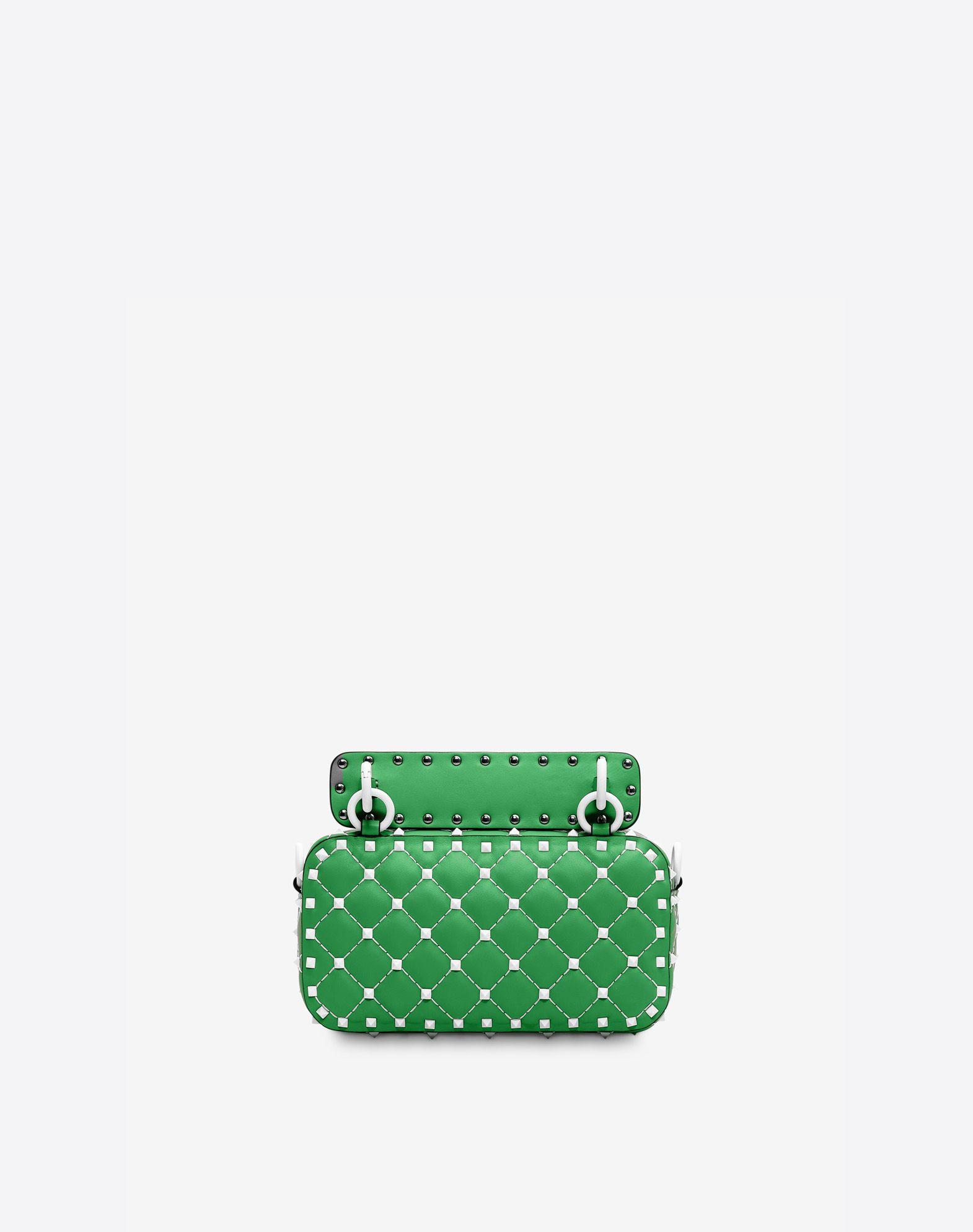VALENTINO GARAVANI Free Rockstud Spike Camera Bag Shoulder bag D d