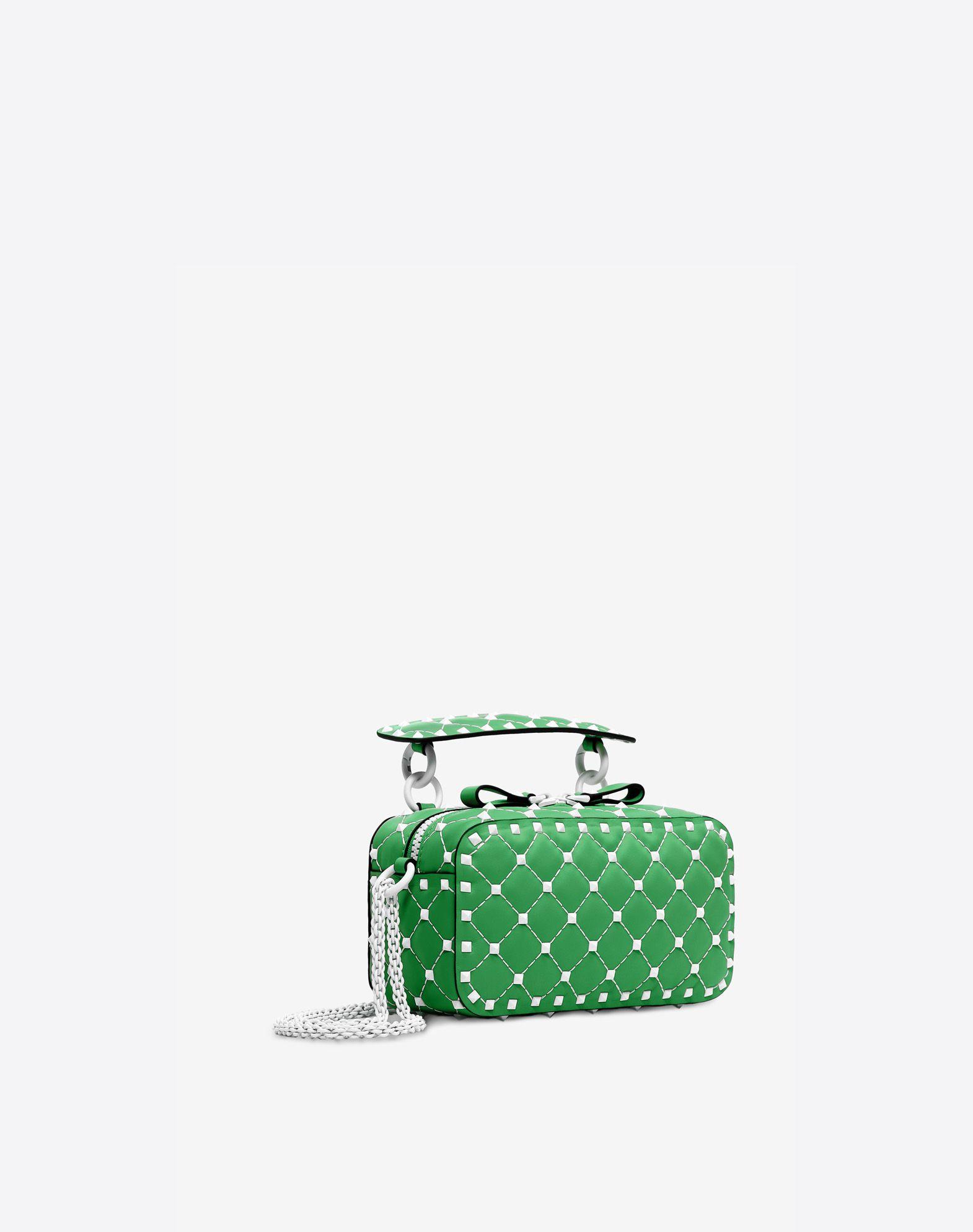 VALENTINO GARAVANI Free Rockstud Spike Camera Bag Shoulder bag D r