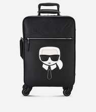 KARL LAGERFELD K/Ikonik Trolley Carry-on E f