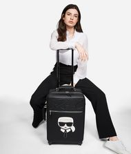 KARL LAGERFELD K/Ikonik Trolley Carry-on E r