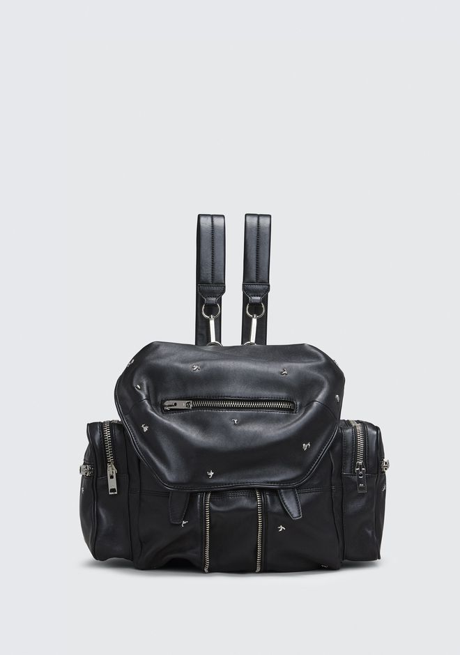 ALEXANDER WANG new-arrivals-bags-woman ROSE STUDDED MARTI BACKPACK