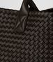 BOTTEGA VENETA ESPRESSO LAMBSKIN MEDIUM CABAT Tote Bag Woman ep
