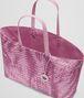 BOTTEGA VENETA TWILIGHT INTRECCIOLUSION MEDIUM TOTE Tote Bag Woman dp